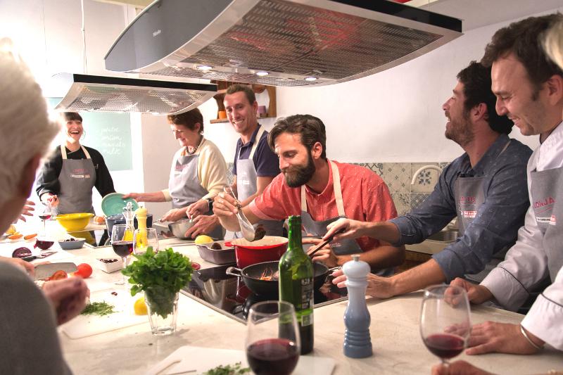 Delightful Cooking Classes Mallorca
