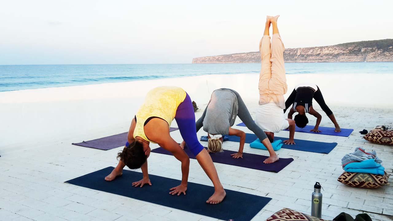 private chef yoga retreats Mallorca