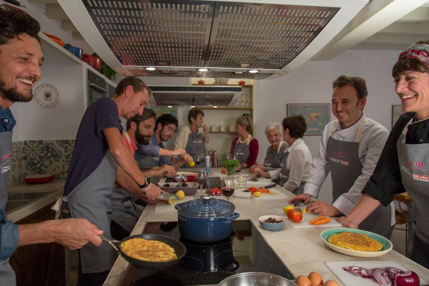 Cooking courses Mallorca